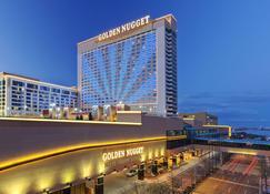 Golden Nugget - אטלנטיק סיטי - בניין
