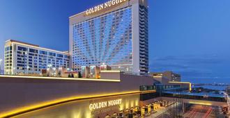 Golden Nugget - Atlantic City - Bâtiment