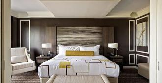 Golden Nugget - אטלנטיק סיטי - חדר שינה