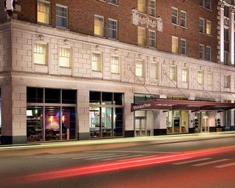DoubleTree Suites by Hilton Detroit Downtown - Fort Shelby - Detroit - Bygning