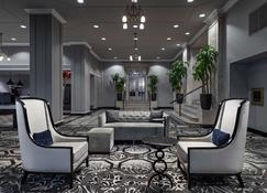 DoubleTree Suites by Hilton Detroit Downtown - Fort Shelby - Detroit - Lobby