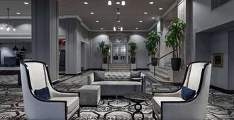 DoubleTree Suites by Hilton Detroit Downtown - Fort Shelby - דטרויט - לובי