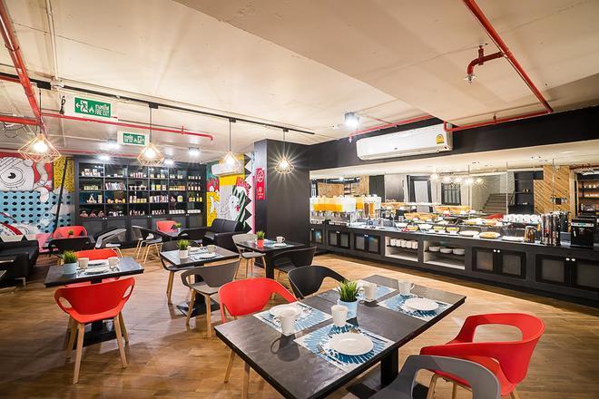 Sunshine Hip Hotel - Pattaya - Restaurant