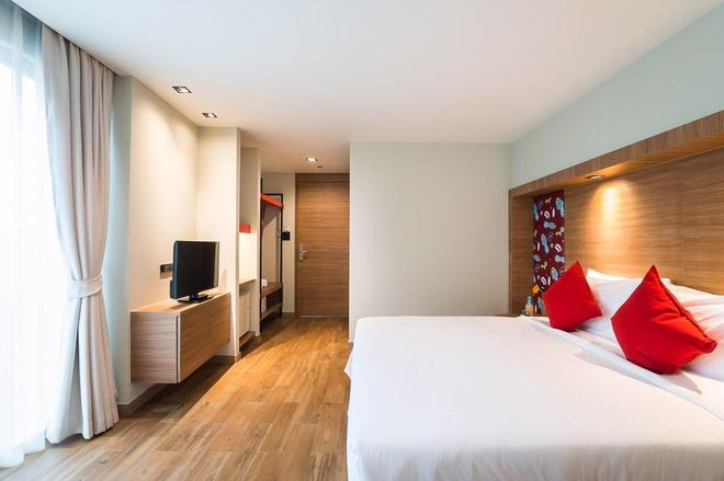 Sunshine Hip Hotel - Pattaya - Bedroom