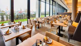 萊比錫 Achat 住宿飯店 - 萊比錫 - 餐廳