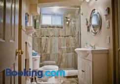 Maison des Jardins B&B - Montreal - Bathroom