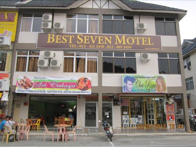 Best Seven Motel - Langkawi - Rakennus