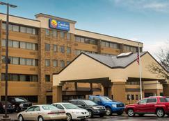 Comfort Inn & Suites - Wadsworth - Building