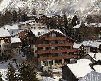 The Capra Saas-Fee - Saas-Fee - Building