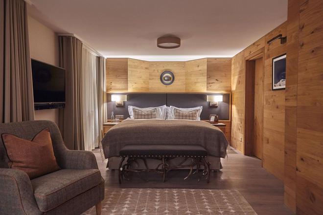 卡普拉薩斯費酒店 - 薩斯費 - 薩斯費 - 臥室