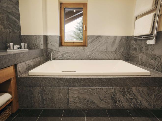 卡普拉薩斯費酒店 - 薩斯費 - 薩斯費 - 浴室