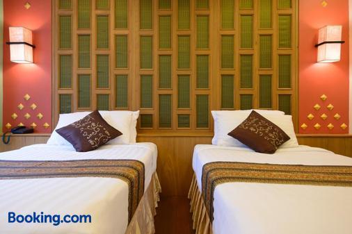 曼谷金房高檔小飯店 - 曼谷 - 臥室