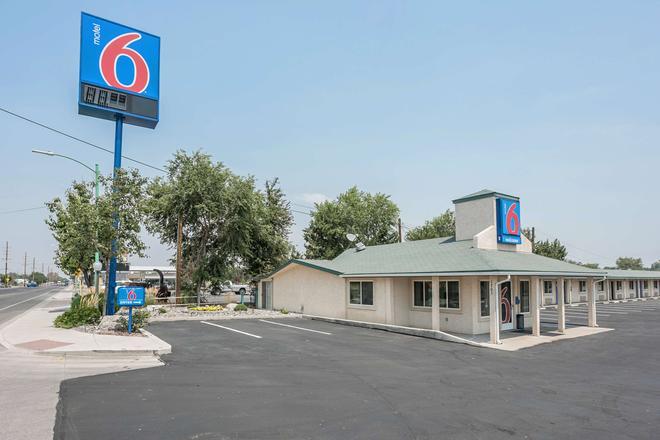 Motel 6 Fallon, NV - Fallon - Gebäude