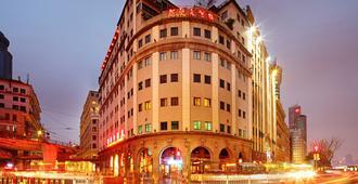 Xinhua Hotel - Kanton - Rakennus