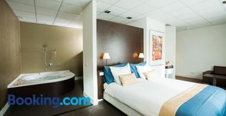 Wellnesshotel Zuiver Amsterdam - Amsterdam - Slaapkamer