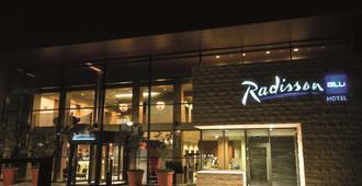 Radisson Blu Hotel, Hasselt - Hasselt - Edificio