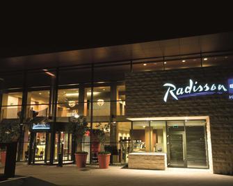 Radisson Blu Hotel, Hasselt - Hasselt - Building
