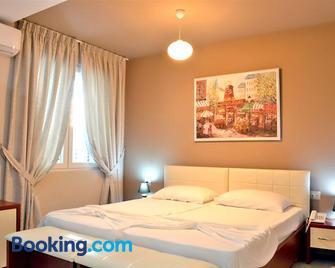 Vila Ada Hotel - Тирана - Bedroom