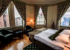 First Hotel Statt Karlskrona - Karlskrona - Bedroom