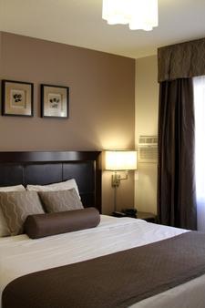 Helm's Inn - Victoria - Makuuhuone