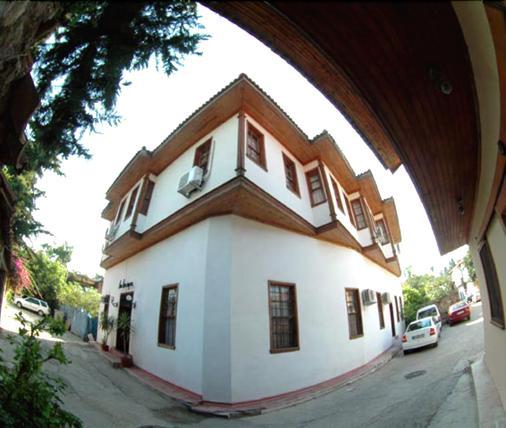 Mavi & Ani Pansiyon - Antalya - Edificio