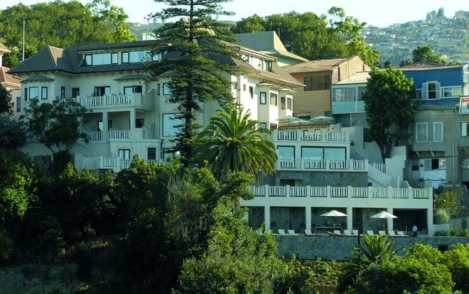 Casa Higueras - Valparaíso - Rakennus