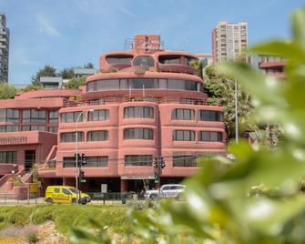 Hotel Montecarlo Reñaca - Viña del Mar - Gebouw