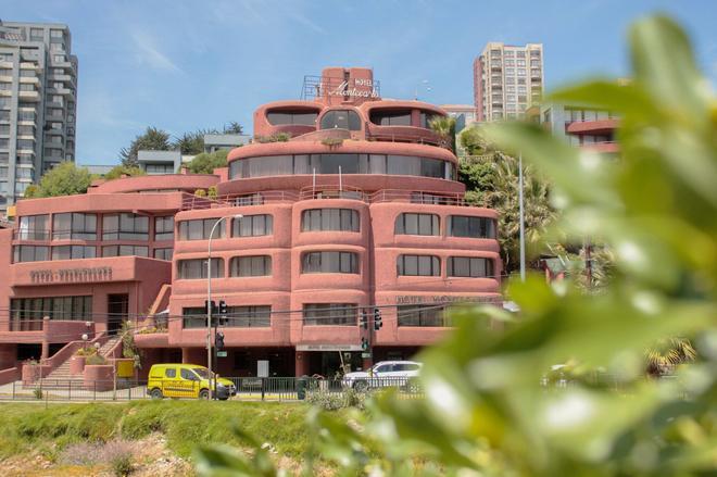 Hotel Montecarlo Reñaca - Viña del Mar - Edificio