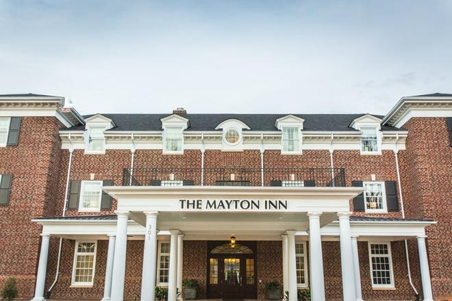 The Mayton Inn - Cary - Bygning