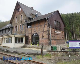 Bahnhof Grenzau - Hohr-Grenzhausen - Building