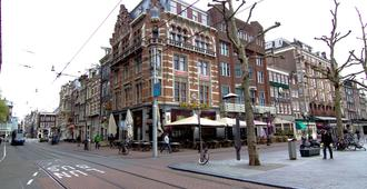 City Hotel - Ámsterdam - Vista del exterior