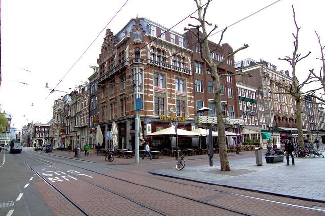 City Hotel - Amsterdam - Näkymät ulkona