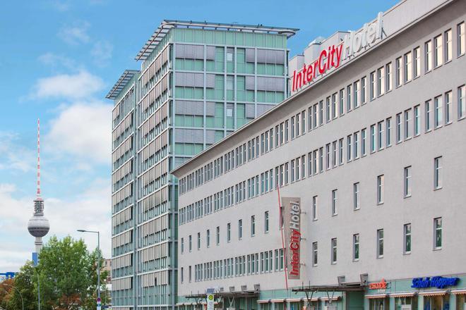 Intercityhotel Berlin Ostbahnhof - Berlín - Edificio