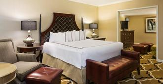 Intercontinental New Orleans - New Orleans - Schlafzimmer
