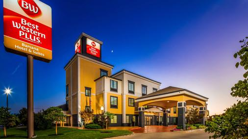 Best Western Plus Barsana Hotel & Suites - Oklahoma City - Rakennus
