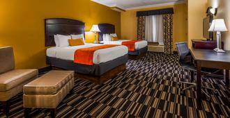 Best Western Plus Barsana Hotel & Suites - Oklahoma City - Bedroom