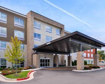 Holiday Inn Express & Suites Siloam Springs - Сайлом-Спрингс - Здание