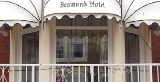 Jesmond International Hotel - Blackpool - Vista del exterior