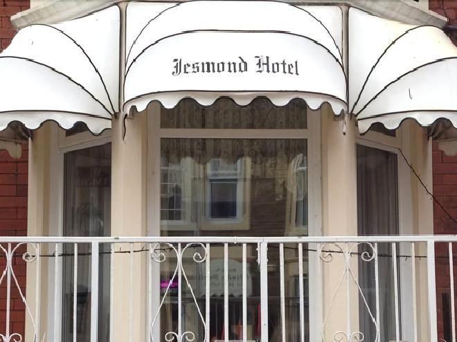 Jesmond International Hotel - Blackpool - Outdoor view