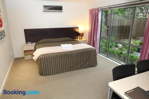Alpha Motel Christchurch - Christchurch - Bedroom