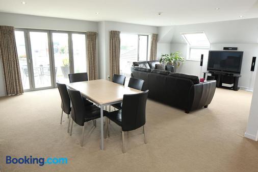 Alpha Motel Christchurch - Christchurch - Dining room