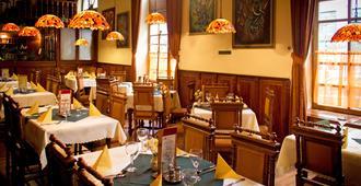 City Hotel Unio Superior - בודפשט - מסעדה