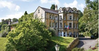 Best Western Limpley Stoke Hotel - Bath - Building