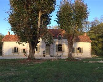 Domaine du Coudreau - Buzançais - Gebouw