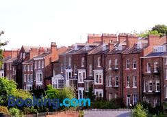 Alcuin Lodge Guest House - York - Outdoor view