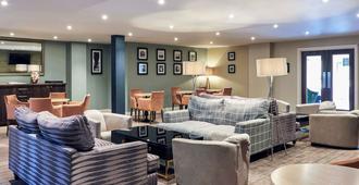Mercure Shrewsbury Albrighton Hall Hotel And Spa - שרוסברי - טרקלין