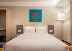 洛碁中華大飯店 - 台北 - 臥室