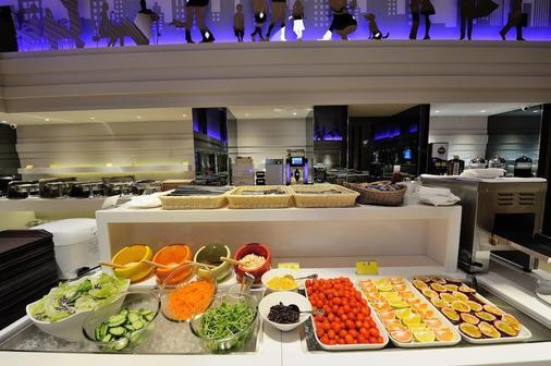 Green World Hotel - Zhonghua - Taipei - Buffet