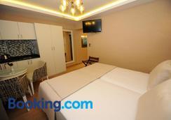 泰克希姆客房酒店 - 伊斯坦堡 - 伊斯坦堡 - 臥室