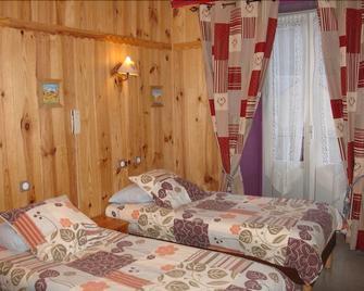 Le Pas De L'Ours - Cauterets - Bedroom